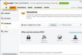 Avast SecureLine VPN 1